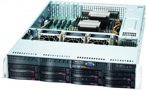 Supermicro SuperServer 6027R-72RFT SYS-6027R-72RFT