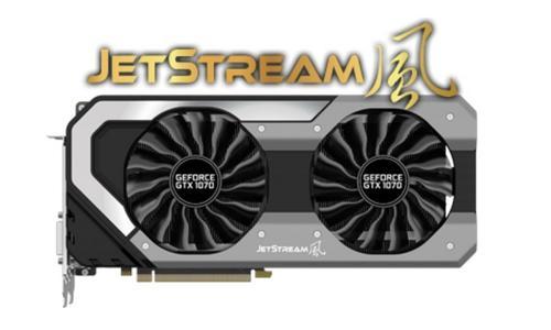 Palit GeForce GTX 1070 JetStream