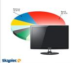 Ranking monitorów - sierpnień 2011