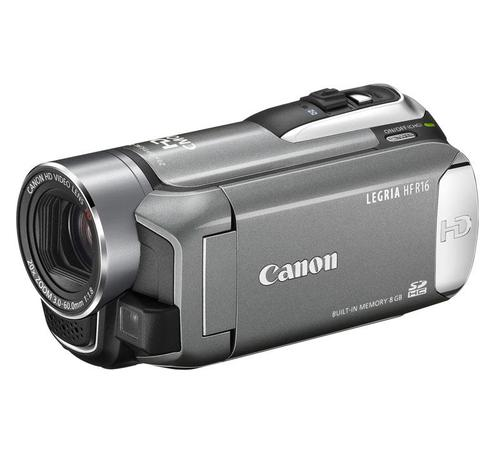 CANON HF R16 4CE (srebrna)