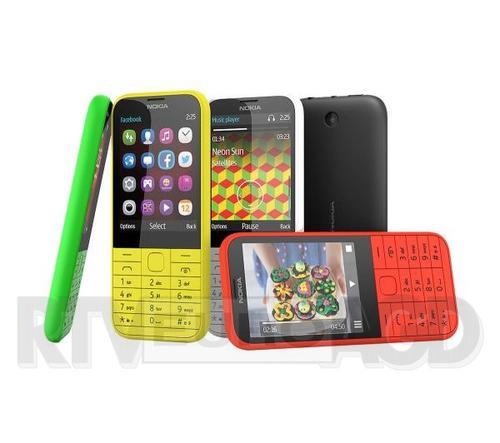 Nokia 225 Dual Sim (czarny)