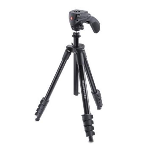 Manfrotto STATYW COMPACT ACTION CZARNY