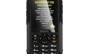 Evolveo STRONGPHONE X4 SMARTFON KLAWIATURĄ IP68
