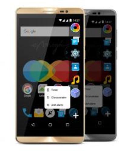Smartfon AllView P8 eMagic Szary