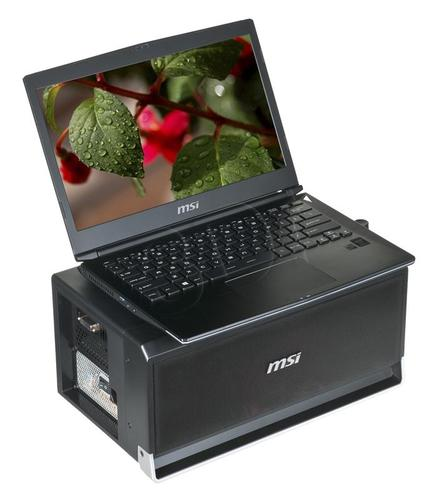 "MSI GS30 2M (Shadow) 034PL i7-4870HQ 16GB 13,3"" FullHD 256GB [SSD] INTHD + Geamingstation GTX970 (3GB) BSY"
