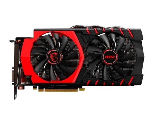 MSI GeForce CUDA GTX 960 GAMING 4G