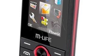 M-LIFE TELEFON GSM DUAL SIM , FM , 32 MB