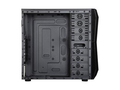 Qoltec Obudowa PC Twister 1616B + 425W