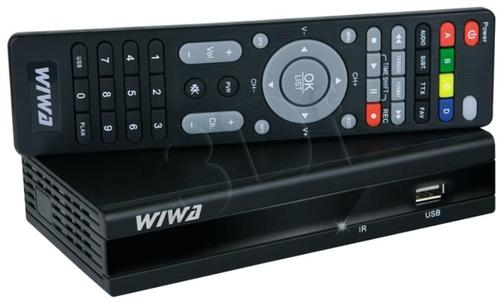 WIWA HD 80 EVO MPEG4 & FULL HD