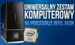 Uniwersalny Zestaw Komputerowy Na Procesorze Intel Xeon!