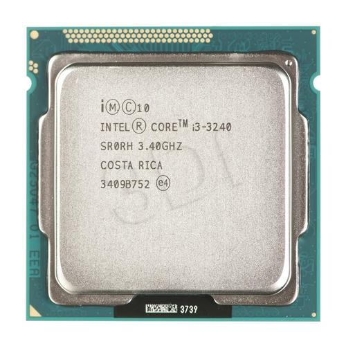 intel CORE I3 3240 3.4GHz LGA1155 TRAY/OEM