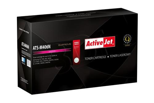 ActiveJet ATS-M406N toner Magenta do drukarki Samsung (zamiennik Samsung CLT-M406S) Supreme