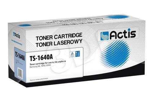 Actis TS-1640A toner Black do drukarki Samsung (zamiennik Samsung MLT-D1082S) Supreme