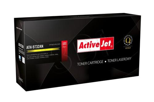 ActiveJet ATH-9732AN żółty toner do drukarki laserowej HP (zamiennik 645A C9732A) Premium