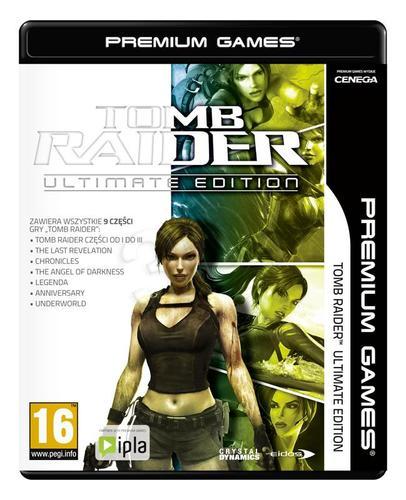 NPG Tomb Raider Ultimate Edition
