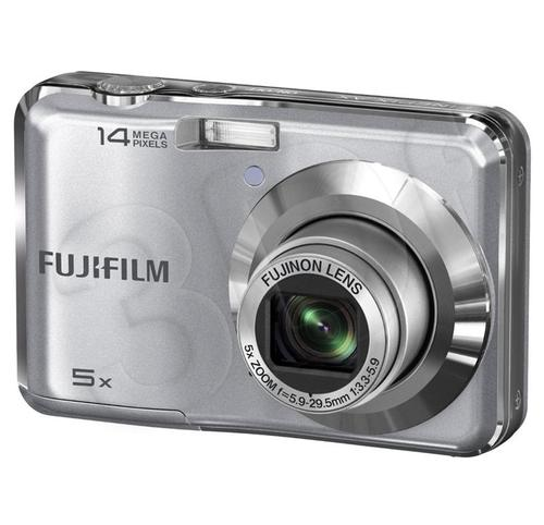 FUJI FinePix AX300 (SREBRNY)