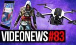 VideoNews #83 - OnePlus 3T, GoPro Karma, Note 7 i Monitor 240 Hz