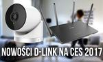 CES 2017 - D-Link Oferuje Nowe Kamery Oraz Routery!