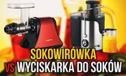 Wyciskarka do Soków vs. Sokowirówka - Co Kupić?