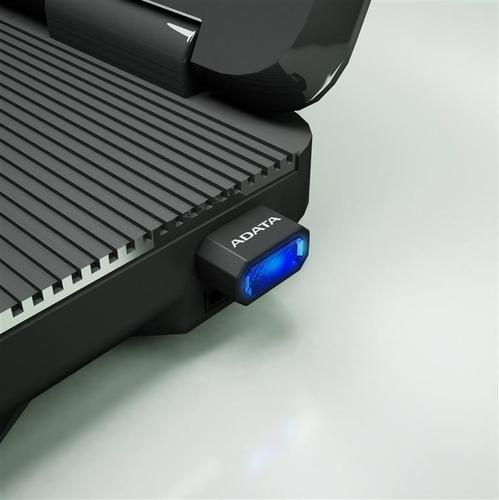 A-Data USB czytnik kart microSD - Niebieski