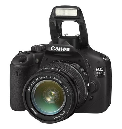 CANON EOS 550D +EF18-55 IS