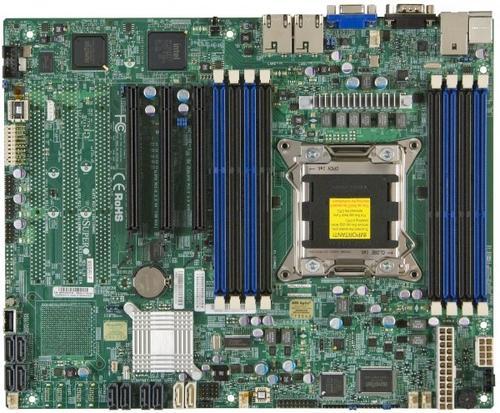 Supermicro Płyta serwerowa X9SRI-F bulk MBD-X9SRI-F-B
