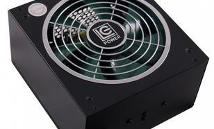 LC-Power ZASILACZ 460W LC6460GP3 V2.3 80+ Bronze 140mm 6x SATA 2x PATA 2x PCIe Active PFC Black