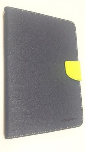 """WEL.COM Etui Fancy do Samsung Galaxy Tab Pro 10.1"""" granat-limonka"""