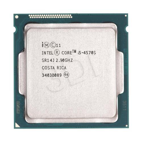 CORE I5 4570S 2.9GHz LGA1150 TRAY/OEM