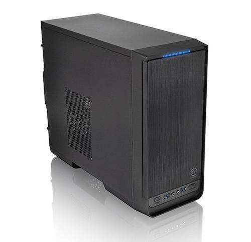 Thermaltake Urban S1 MiniITX USB3.0 (80mm), czarna