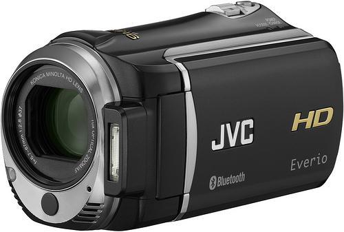 JVC GZ-HM550