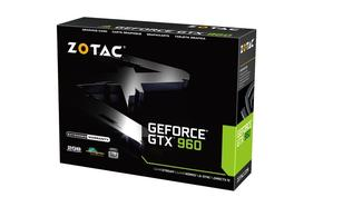 Zotac GeForce CUDA GTX960 2GB DDR5 PX 128BIT DVI/HDMI/3DP