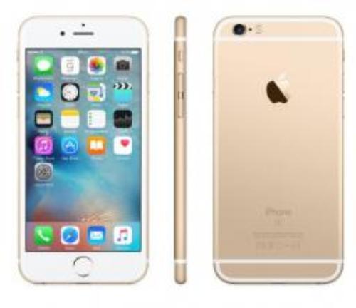 Smartfon Apple iPhone 6s 64GB Złoty (MKQQ2PM/A)