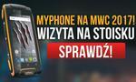 myPhone Hammer Hitem na targach MWC