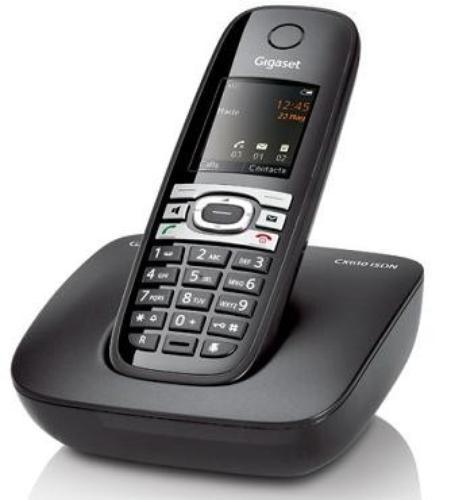 Siemens Gigaset Tel.CX610 DECT ISDN bezprzewodowy