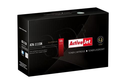 ActiveJet ATK-1115N toner Black do drukarki Kyocera (zamiennik Kyocera TK-1115) Supreme