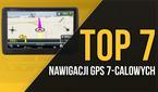 TOP 7 Nawigacji Samochodowych z 7-calowymi Ekranami