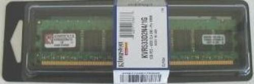 Kingston DDR2 1GB/667 CL5