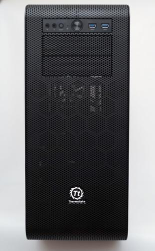 Thermaltake Core V51 USB3.0 Window (3x120mm), czarna