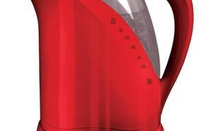 Apollo Czajnik Grande 2L RED 2000W kryta grzałka