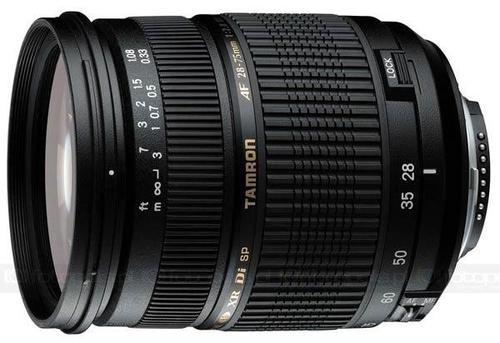 Tamron Obiektyw 28-75mm F2,8 Di Nikon