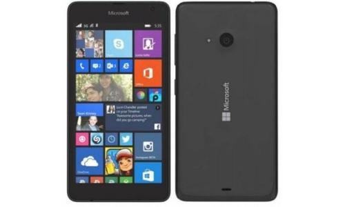 Microsoft Lumia 535 DualSIM Cyan