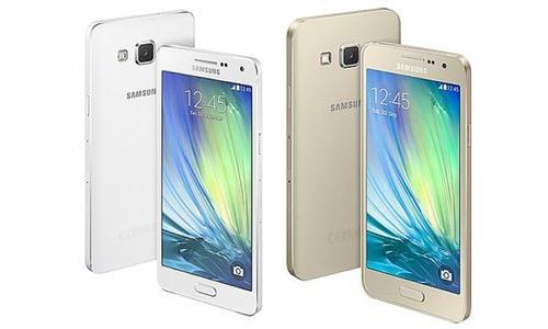 Samsung GALAXY A3 WHITE-GOLD