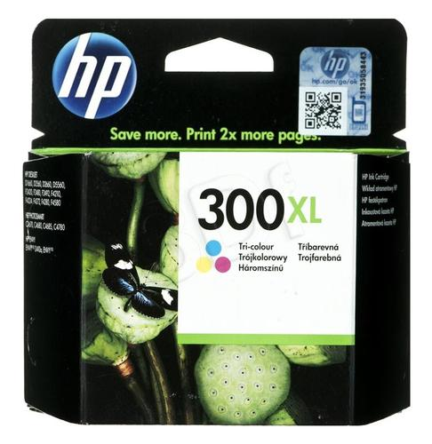 HP Tusz Kolor HP300XL=CC644EE, 430 str., 11 ml