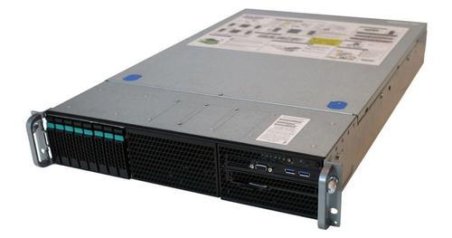 """Intel R2208WT2YS Platform 2U 2xE5 2600v3/24xRDIMM/8xHDD 2.5"""" HS/1100W"""