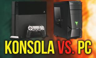 Konsola czy PC? Odwieczny Dylemat Graczy