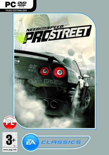 Need for Speed ProStreet Classic