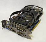 Gigabyte GTX650Ti OC Windforce [TEST]