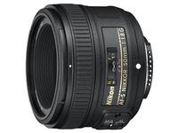 Nikon NIKKOR AF-S 50 mm f/1,8G