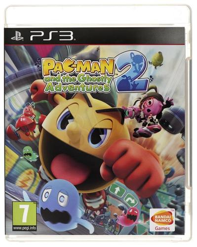 Gra PS3 Pac-Man Ghostly Adventures 2